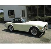 Triumph Tr6 White  Viewing Gallery