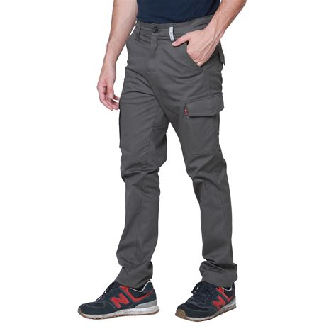 Oliveinch Chino Brown oliveinch chino cargo elevenia