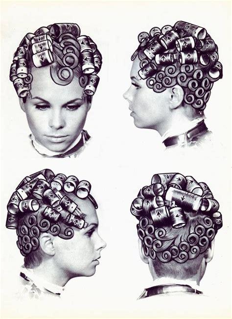 pattern for roller set roller set pin curls roller sets pin curl patterns