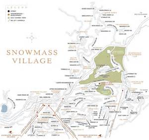 snowmass colorado town map aspen snowmass real