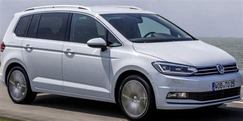 Volkswagen Touran 2020 by 2020 Volkswagen Touran Redesign Engine Price