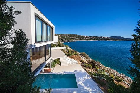 Luxury Cottages By The Sea by Accommodation Luxury Villa Biseri Jadrana 3 With