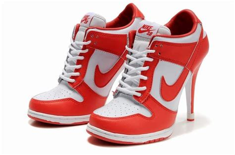 nike high heeled sneakers do nike make high heel sneakers or are they all fakes