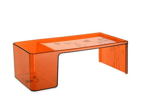 buy the kartell usame coffee table at nest co uk