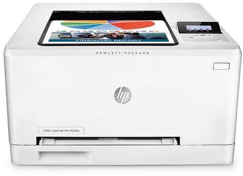 Hp Laserjet M252n hp laserjet pro m252n jetintelligence laser printer alzashop