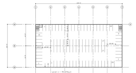 parking garage floor plans pre cast parking garage solutions evstudio architect