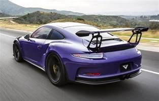 Porsche Gt3rs Ultraviolet Porsche 991 Gt3 Rs Supertunes