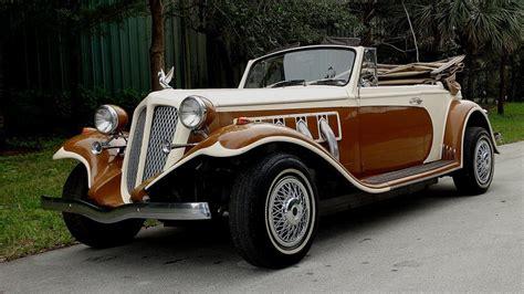 Roadster Replica of a 1930?s Duesenberg, Cord, or Auburn