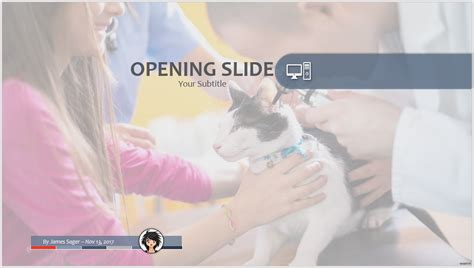 powerpoint templates for veterinarians free veterinarian ppt 63797 sagefox powerpoint templates
