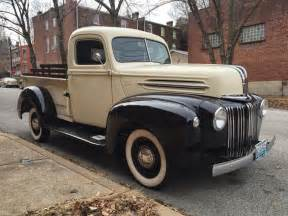 Ford 1 Ton Truck All American Classic Cars 1947 Ford 1 2 Ton Truck