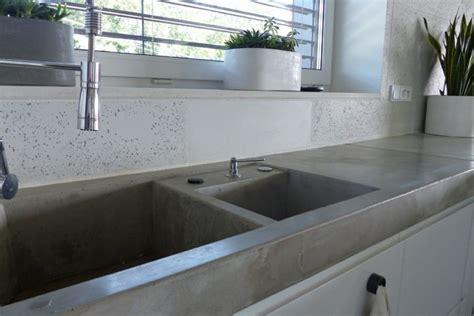Küchenarbeitsplatte Beton Selber Machen by K 252 Chenarbeitsplatte Aus Beton Dockarm