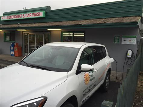 The Car Wash Port Townsend by Power Trip Ev Tourism Initiative Power Trip Energy