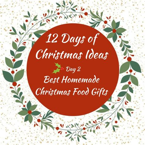 12 days of christmas ideas blog hop day 2 christmas party food