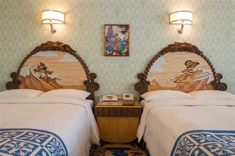 Disney Resort Tokyo Stitch photos new stitch and chip n dale character rooms revealed by tokyo disney resort inside the