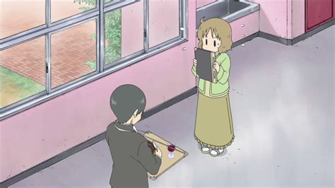 danshi koukousei no nichijou chia anime image gallery nichijou episode 4