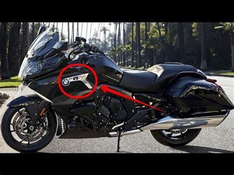 bmw motorrad  gt touring bike considerably youtube
