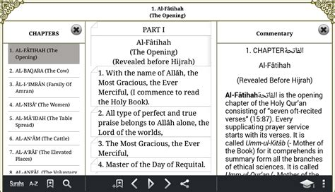 full version of quran in english the holy quran english android apps on google play