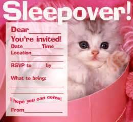 free pajama invitation templates