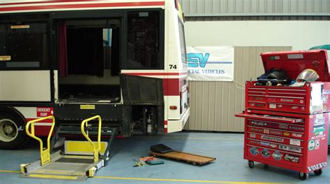 Chair Lift Maintenance by Wheelchair Lift Service Capital Special Vehicles