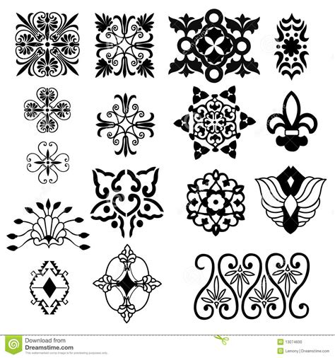 decorative design elements vector free 15 decorative design elements images vector decorative