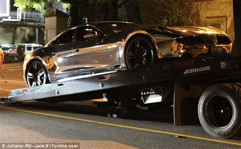 bieber chrome maserati on the same night justin bieber s ferrari is pulled over