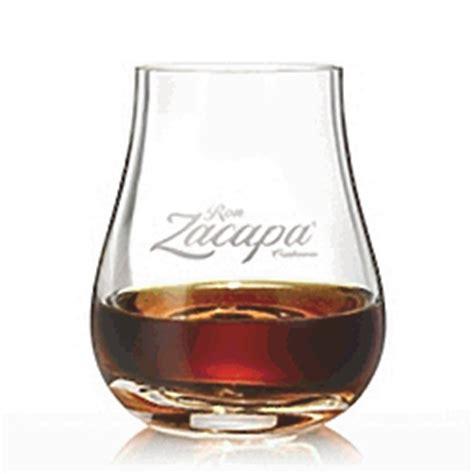 bicchieri zacapa rhum zacapa guatemala