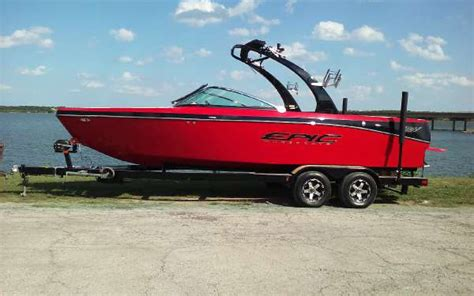 epic wake boats price epic ski and wakeboard boat boats for sale boats
