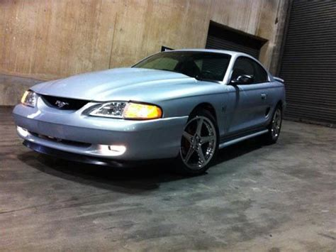 ford opal gotta nick s 1994 quot opal quot mustang gt coupe