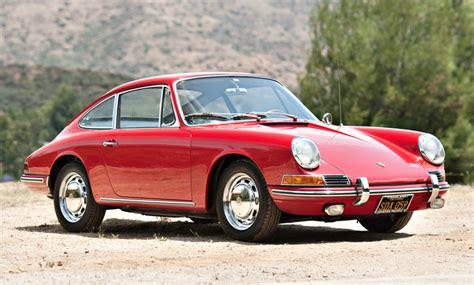 60s porsche top cars of the 60s car list