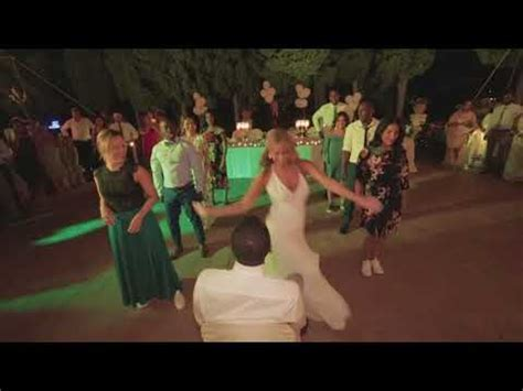 BEST SURPRISE Choreographed WEDDING DANCE EVER!! FLASH MOB
