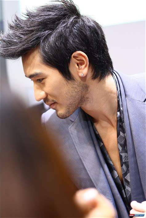 godfrey gao side profile g g godfrey gao photo 35117623 fanpop
