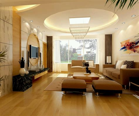 New Style Living Room Design Modern Interior Decoration Living Rooms Ceiling Designs