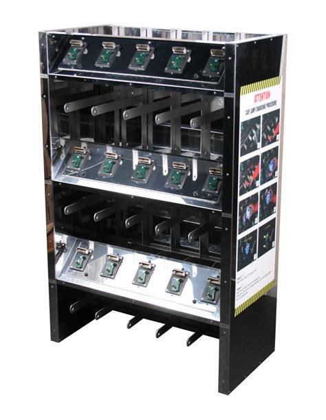 Charging Rack by Cap L Charger Racks Repro Supplies