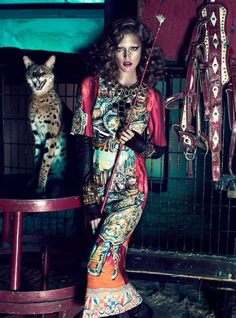 укротительница тигров ким клотье интернет журнал etoday