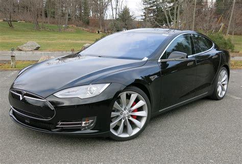 Tesla Electric Car Review Wallpaper Tesla P85d Electric Cars Tesla Motors Sports