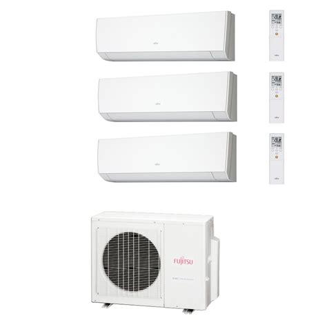 Ac Fujitsu 1 2 Pk fujitsu air conditioning aoyg24lat3 multi split inverter