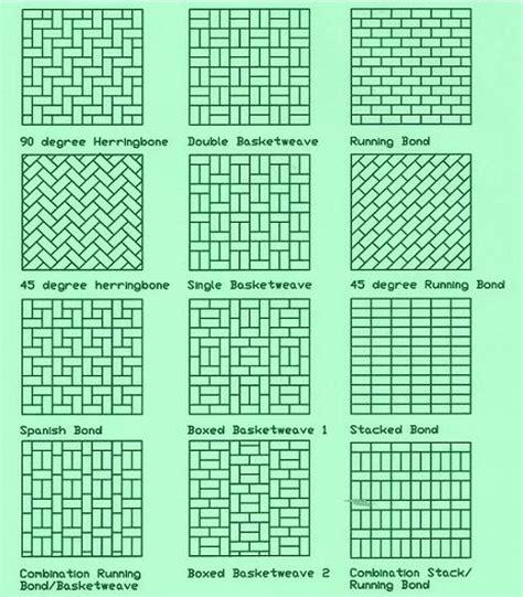 tile pattern brickwork brick patterns