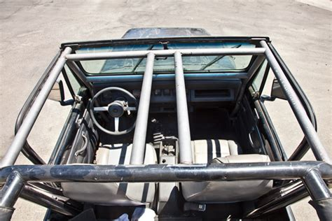 Jeep Wrangler Roll Cage Trail Gear Jeep Yj Wrangler Rock Defense Roll Cage