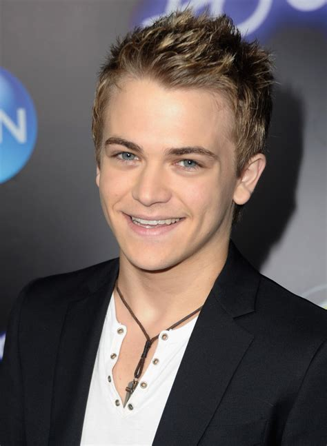 male musicains blonde m hunter hayes photos photos premiere of paramount