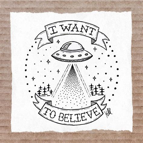 i want to believe tattoo i want to believe by inzanita on deviantart