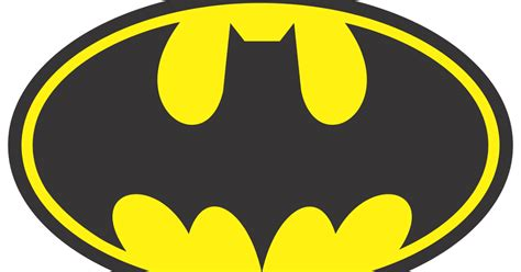 Batman Logo 1 batman logo vector fictional format cdr ai