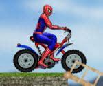 spiderman oeluem yarisi oyunu motor oyunlari