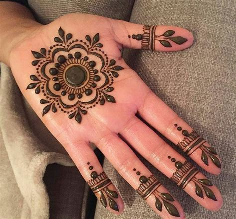 henna designs inner hand 30 simple chic mehendi designs to try on palm keep me
