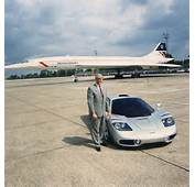 Concorde And The Mclaren F1 Roadcar Fastest Car In Worldjpg