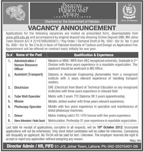 Newspaper The Institute Pakistan Institute Of Fashion And Design Lahore