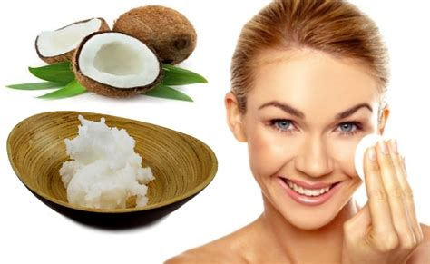 coconut oil on face before bed 5 incredible benefits of coconut oil for skin diy life