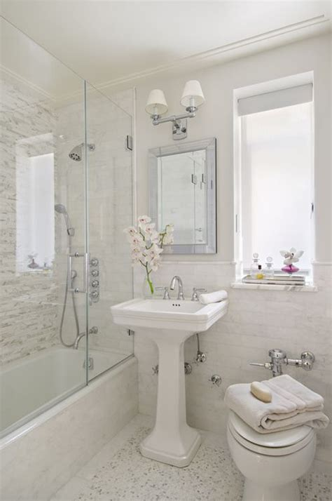luxury guest bathroom  small spaces