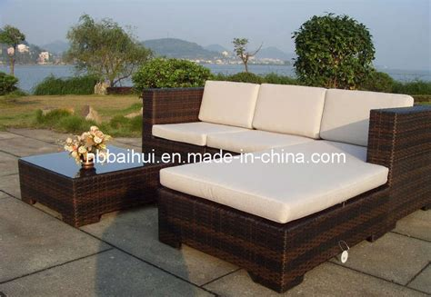 Wicker Outdoor Furniture by Outdoor Wicker Furniture Bhr 3362s China Garden