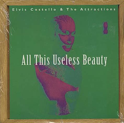 All The Single Costello elvis costello all this useless records lps vinyl
