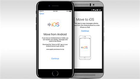 apple apps on android move from android to iphone or ipod touch apple support